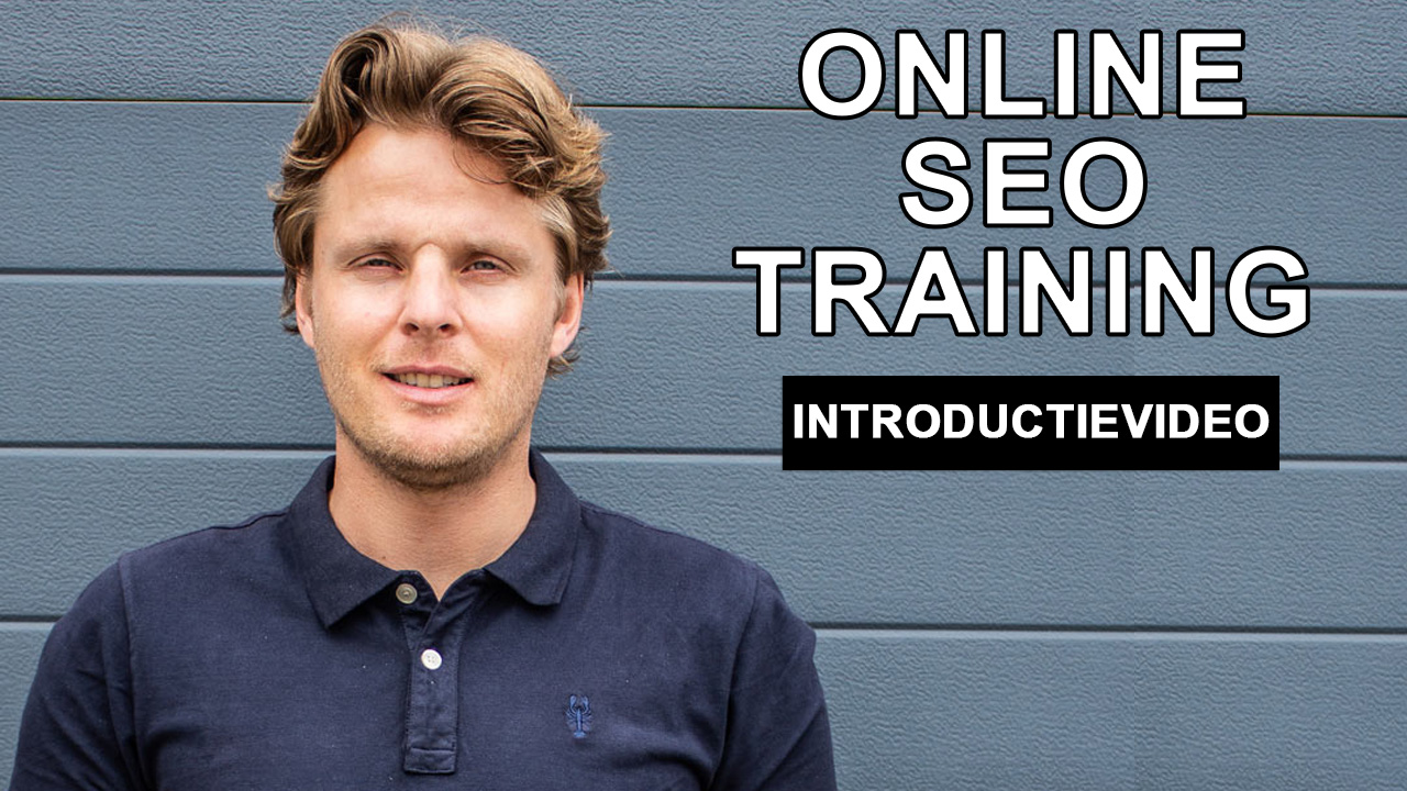 Online seo training